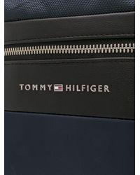 Сумка-мессенджер Tommy Hilfiger для него, цвет: Black