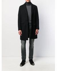Tom Ford Gray Faded-effect Straight-leg Jeans for men