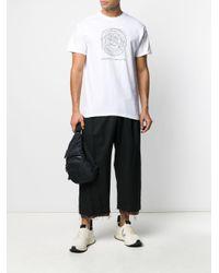 メンズ Societe Anonyme プリント Tシャツ White