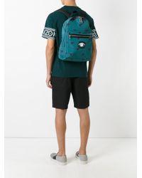 KENZO Green Eyes Backpack for men