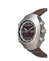 Наручные Часы Speedmaster Spacemaster Z-33 Pre-owned 43 Мм 2020-го Года Omega для него, цвет: Black