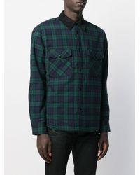 Rag & Bone Black Jack Checked Shirt for men