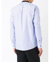 Henrik Vibskov Blue 'flirt' Shirt for men