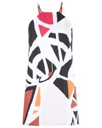 Andrea Marques - White Printed Tunic - Lyst