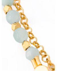 Astley Clarke - Metallic 'wishbone Biography' Bracelet - Lyst
