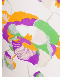 Bañador floral con volantes Isabel Marant de color Multicolor