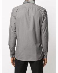 Camicia aderente di Viktor & Rolf in Gray da Uomo