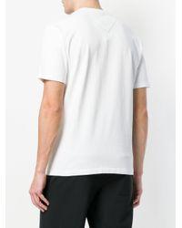 KENZO White Ryuichi Sakamoto T-shirt for men