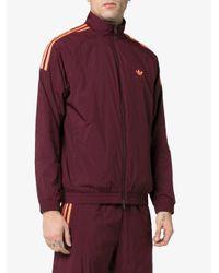メンズ Adidas ストライプ ボンバージャケット Multicolor