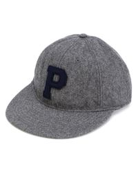 Polo Ralph Lauren - Gray P Cap for Men - Lyst