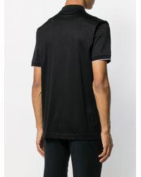 メンズ BOSS ショートスリーブ ポロシャツ Black