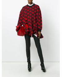 Givenchy - Red 17a6751458 009 Noir/rouge Cotton - Lyst