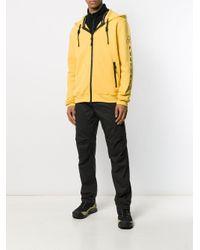 Peuterey Hoodie in het Yellow voor heren