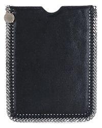 Custodia per tablet Falabella di Stella McCartney in Black