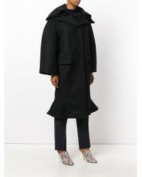 Jacquemus - Black Oversized Coat - Lyst
