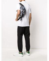 メンズ Versace Jeans ロゴ ベルトバッグ Multicolor