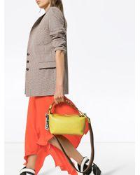 Borsa a spalla di Ganni in Multicolor