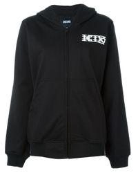 KTZ ロゴ入り パーカー Black