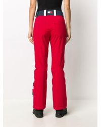 Tommy Hilfiger Red X Rossignol Padded Ski Trousers