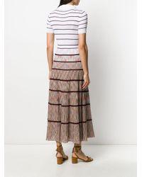 Missoni ストライプ ニットドレス Multicolor