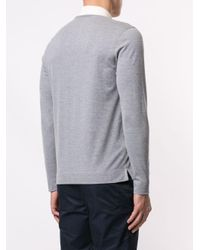 メンズ Cerruti 1881 ポロシャツ Gray