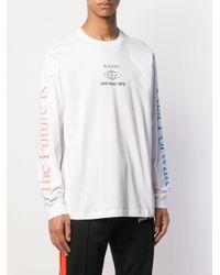 メンズ DIESEL ロゴ セーター White