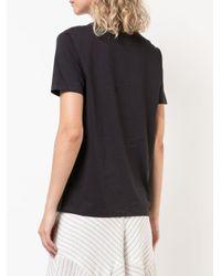 COACH Rexy Tシャツ Black