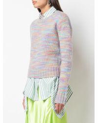 Sies Marjan Xie インターシャ セーター Multicolor