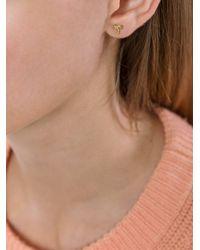 Carolina Bucci - Metallic 'travel Lucky Charm' Earrings - Lyst