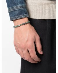 Bracelet en perles de pierre M. Cohen pour homme en coloris Green