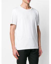 メンズ Maison Margiela プレーン Tシャツ White