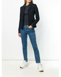 Barena Blue Calliope Rova Jacket