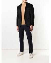 Вельветовый Пиджак Tonello для него, цвет: Black