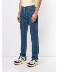 MSGM Jeans mit geradem Bein in Blue für Herren