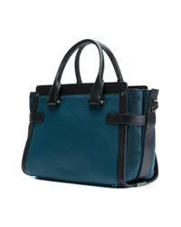 COACH | Black Swagger 27 Tote | Lyst