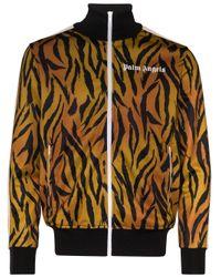 メンズ Palm Angels タイガー トラックジャケット Multicolor