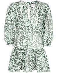 Vestido Idony Alexis de color Green