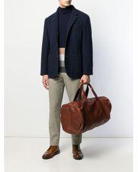 メンズ Brunello Cucinelli シングル ジャケット Blue