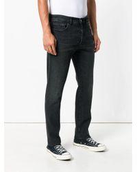 Golden Goose Deluxe Brand - Black Classic Straight Jeans for Men - Lyst
