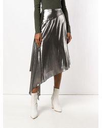 Givenchy アシンメトリー スカート Multicolor