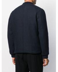メンズ YMC Turf ボンバージャケット Blue