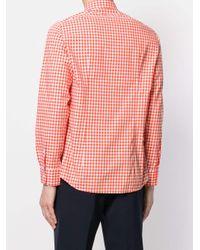 メンズ Fashion Clinic Timeless チェック シャツ Multicolor