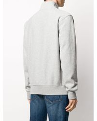 メンズ Stussy ロゴ スウェットシャツ Gray