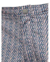 """Onia Blue Calder 7.5"""" Swim Shorts for men"""