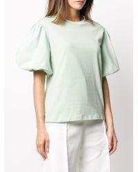 Pinko パフスリーブ Tシャツ Multicolor