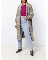 Étoile Isabel Marant Faby コート Multicolor