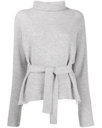 Agnona カシミア セーター Gray