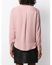 Tom Ford クラシック シャツ Pink