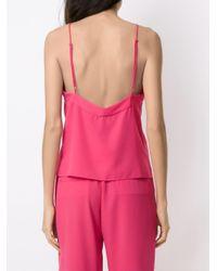Olympiah Pink 'Fleur' Oberteil