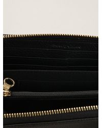 See By Chloé Black 'vicki' Wallet